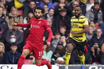Liverpool kent geen genade met Ranieri: magisch moment Salah doet monden openvallen en Firmino pikt hattrick mee