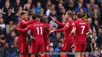 Klopp mit Liverpool ungeschlagen: Firmino-Gala in Watford