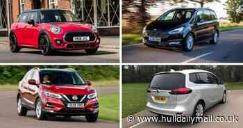 The 20 family cars and SUVs which have rocketed in value and could net you an extra £5,000 second hand