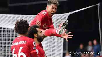 Watford 0-5 Liverpool: Roberto Firmino hat-trick and Mohamed Salah scores another stunner