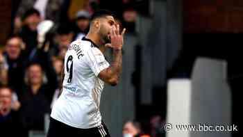 Fulham 4-1 Queens Park Rangers: Aleksandar Mitrovic scores twice in west London derby win
