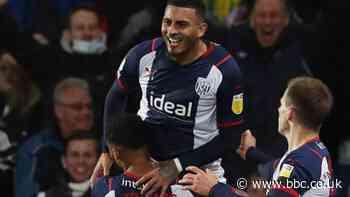 West Bromwich Albion 1-0 Birmingham City - Karlan Grant hits winner as Baggies go top