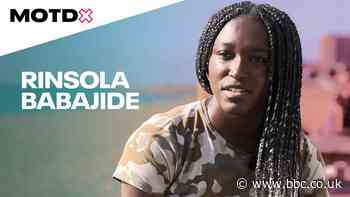 MOTDx: Brighton's Rinsola Babajide says women's football is not diverse enough