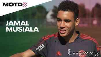 MOTDx: Bayern Munich's Jamal Musiala explains why he chose Germany over England