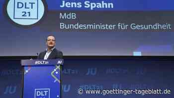 """Spahn hat """"Lust, die neue CDU zu gestalten"""" – und geht auf Distanz zu Merz"""
