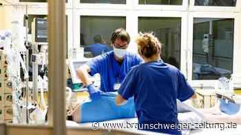 Intensivbetten sind zu 3,3 Prozent mit Covid-Patienten belegt