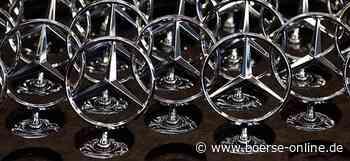 Daimler-Aktie: Schwere Sterne für den DAX