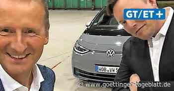 Überraschungsgast bei VW-Tagung: Tesla-Chef Musk sieht VW als größten Herausforderer