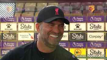 Watford 0-5 Liverpool: Jurgen Klopp hails Mohamed Salah as the world's best player