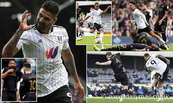 Fulham 4-1 QPR: Mitrovic hits double as Marco Silva's men go third in the Championship
