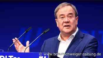 Laschet und Spahn stimmen Union auf Opposition ein