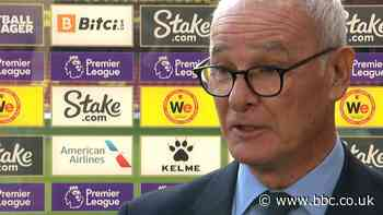 Watford 0-5 Liverpool: Claudio Ranieri says Hornets may have been nervous