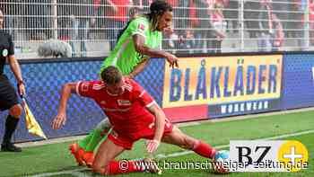 Wieder nichts: Der VfL Wolfsburg verliert 0:2 bei Union Berlin