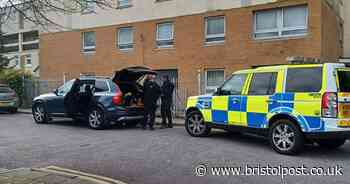 Reports of armed police called to flats in Bristol - updates