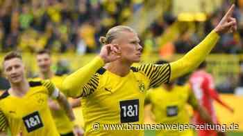 Dortmund springt auf Rang eins – Bochum siegt im Kellerduell