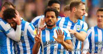 Same old story for Hull City as Huddersfield Town maintain play-off push with 2-0 win