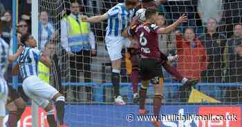 Huddersfield Town 2-0 Hull City highlights: Lees and Holmes condemn Tigers to another defeat on the road