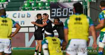 Benetton 26-29 Ospreys: Late penalty seals dramatic bonus point victory for Ospreys out in Italy