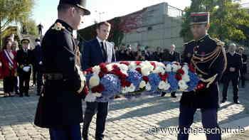 Macron verurteilt Polizei-Massaker im Oktober 1961