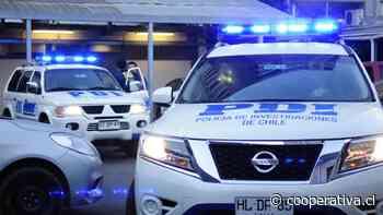 Formalizan en Coyhaique a hombre que amenazó y quemó el auto de su esposa