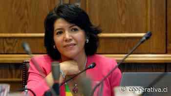 """Yasna Provoste: """"En nuestro programa se van a respetar los Tratados de Libre Comercio"""""""