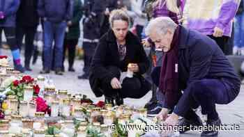 Bluttat in Kongsberg: Eine Deutsche unter den Opfern