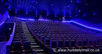 First look at Hull Cineworld's new immersive Superscreen after revamp