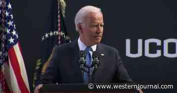 Watch: Biden Breaks Into Strange Yelling, Mispronounces Multiple Simple Words