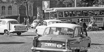 Willy-Brandt-Haus zeigt Bilder aus den 60ern: Als die Zukunft nach Lübeck kam