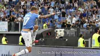Mailand verliert bei Lazio Rom mit 1:3