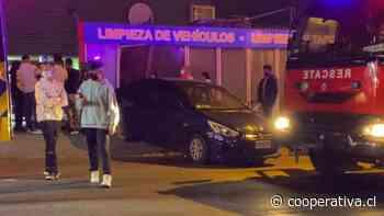 Choque y posterior atropello dejó un fallecido en Antofagasta