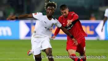 Gladbachs Aufholjagd gerät ins Stocken: Nur Remis gegen VfB