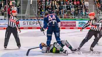 DEL: Augsburg bezwingt München, Nürnberg verliert gegen Krefeld - BR24