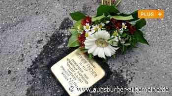 Behindert und ermordet: Neue Stolpersteine erinnern an Augsburger NS-Opfer - Augsburger Allgemeine