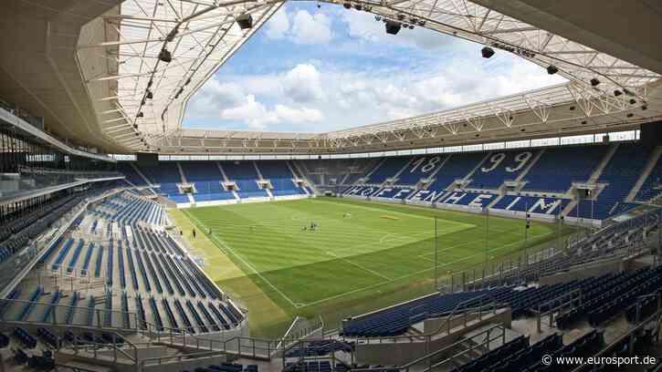TSG 1899 Hoffenheim - 1. FC Köln live - 15 Oktober 2021 - Eurosport DE
