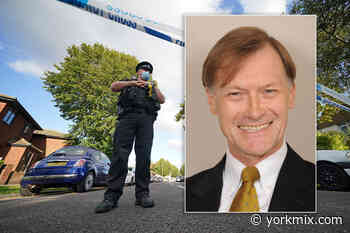 'Defeated by this brutal murder': York and North Yorkshire MPs pay tribute to Sir David Amess - YorkMix