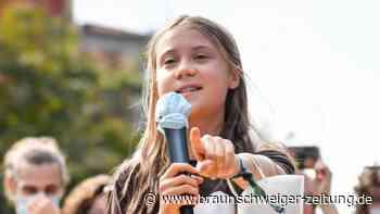 Greta Thunberg überrascht mit Gesangseinlage