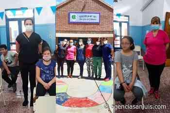 Merlo: continúa la campaña de vacunación en las escuelas - Agencia de Noticias San Luis