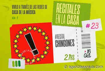 El punk rock de Carpintería y Merlo se presenta en la Casa de la Música - Agencia de Noticias San Luis