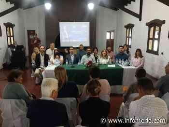 Juntos por el Cambio presentó su lista en Villa de Merlo y apunta a plebiscitar la gestión de Alvarez Pinto - Infomerlo.com