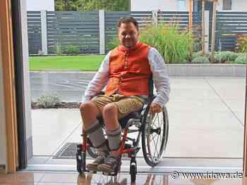 Selbst im Rollstuhl - Landauer Friseursalon wird barrierefrei - idowa