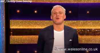 Strictly Come Dancing: Viewers compare Jamie Laing to Boris Johnson as he makes show return