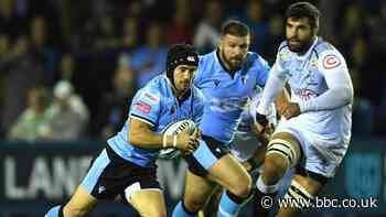 United Rugby Championship: Cardiff 23-17 Sharks