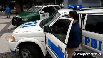 Mujer fue víctima de violento robo en su casa en Ñuñoa