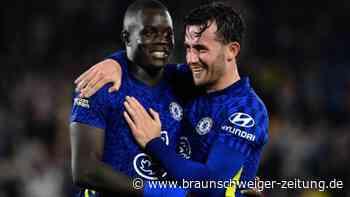 Chelsea weiter vor Liverpool - ManUnited patzt gegen Leicester