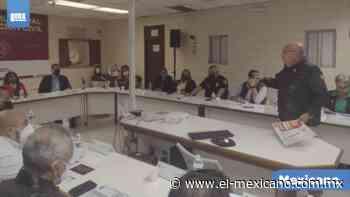 Instalan consejo de Protección Civil de Mexicali - El Mexicano Gran Diario Regional