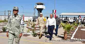 Inaugura AMLO instalaciones de la Guardia Nacional en Mexicali - Vértigo Político