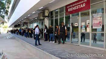 Aumentan atenciones para obtener comprobante de vacunación en Mexicali - Síntesis Tv