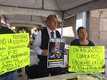Reforma eléctrica debe contemplar tarifas de Mexicali: FCM - PoderMX