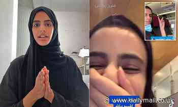 Where is Noof? Women's rights activist in Qatar, 23, who fled to Britain then returned has VANISHED